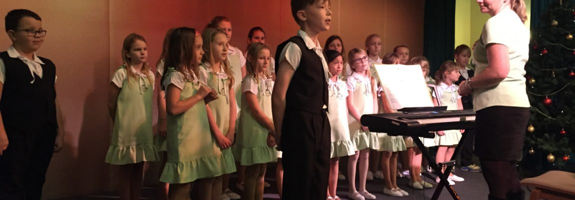 Školáček zpíval seniorům