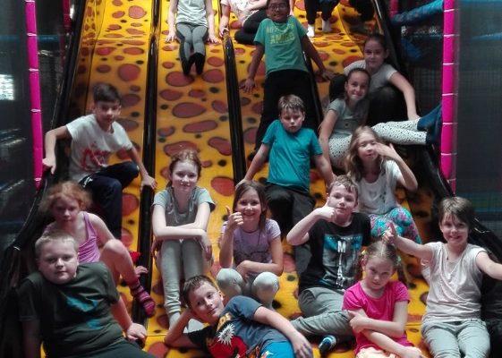 Žáci navštívili Méďa svět