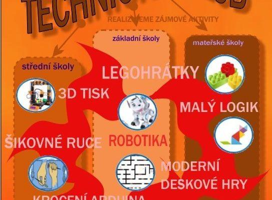 Nabídka TECHNICKÉHO KLUBU – Elko