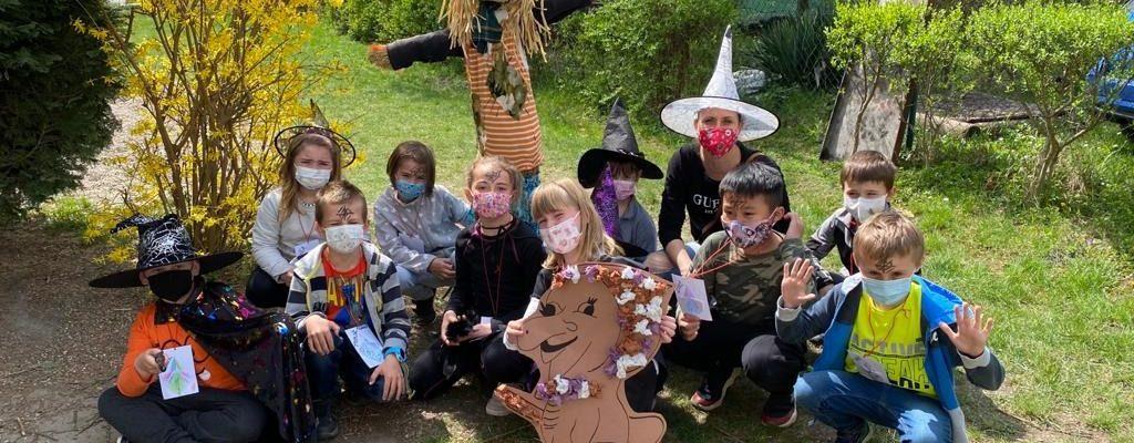 Čarodějnice ve školní družině